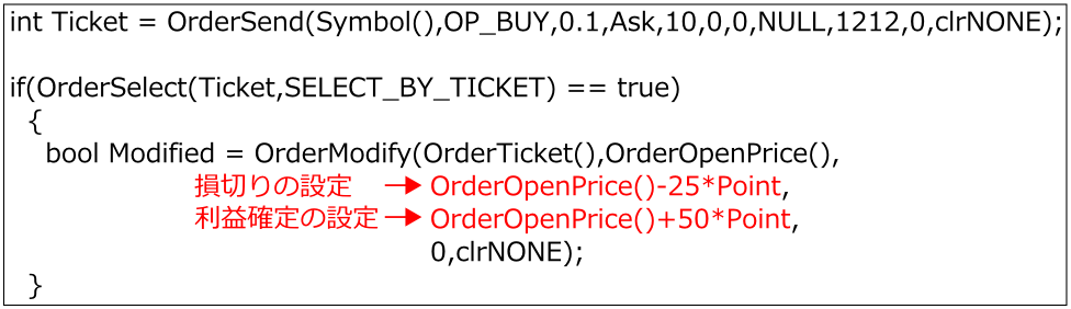 OrderModify_Example